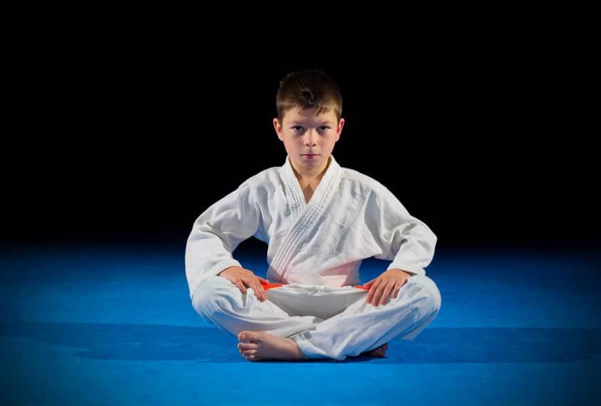 Club de Judo à Gapo