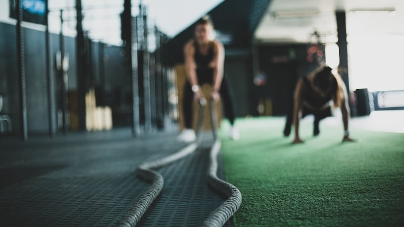 Cardio trainning à Gap Crossfit
